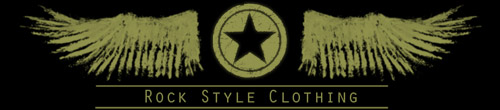 Rock Style Clothing